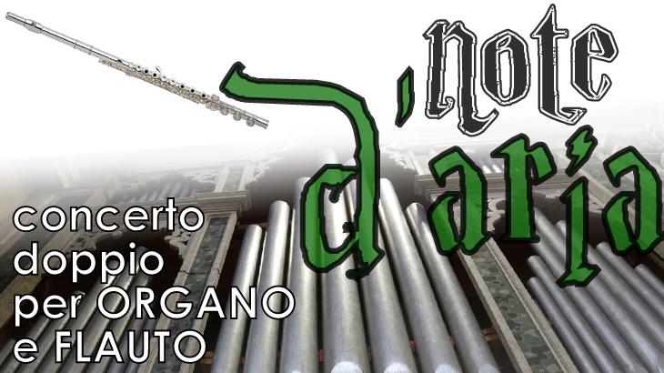 articolo concerto organo e flauto