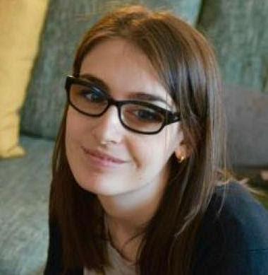 Vlaeria Nicolis, classe 1992, giovane biblista di Bussolengo (Verona)